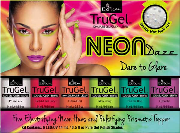 EzFlow TruGel Neon Daze Collection