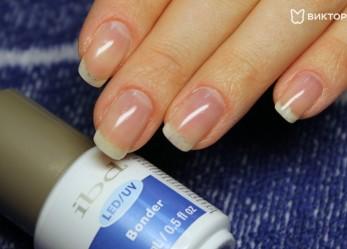 Покрыть ногти на ногах гель лаком в домашних условиях
