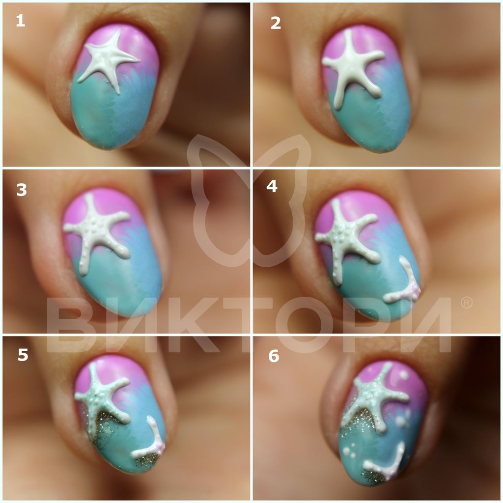 ibd-dreamsnails-for-victory-nailart-tutorial-3d-shells (2)
