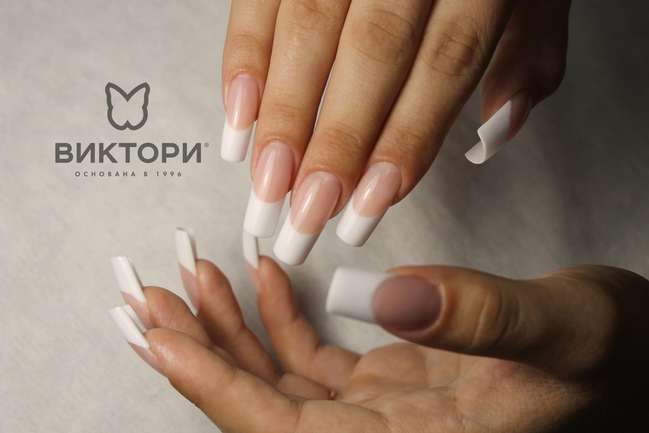 Арочная форма ногти фото