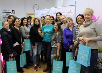 Апрельский BeautyDayVictory в Петербурге. Технология Аэропуффинг