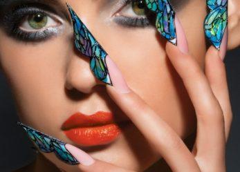 Секрет ногтей с обложки NAILPRO