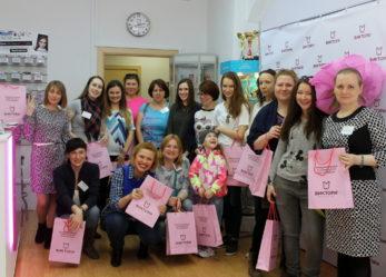 Весенняя лаковстреча в Петербурге