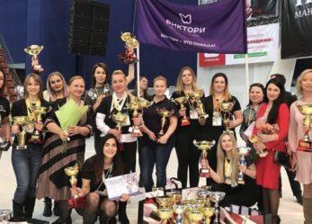 54 награды взяли мастера из команды ВИКТОРИ на Невских Берегах 2018.